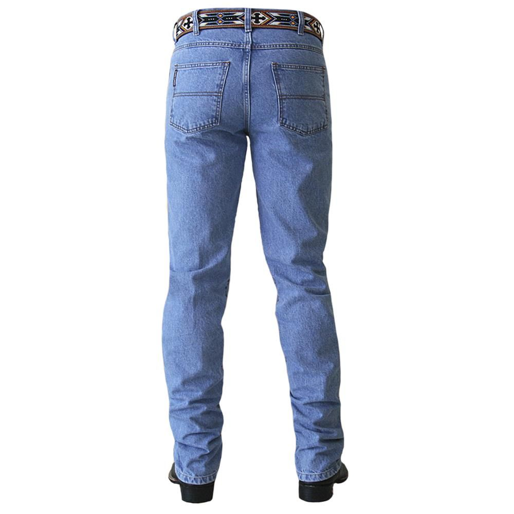 Calça Jeans Masculina Tradicional Red King Farm