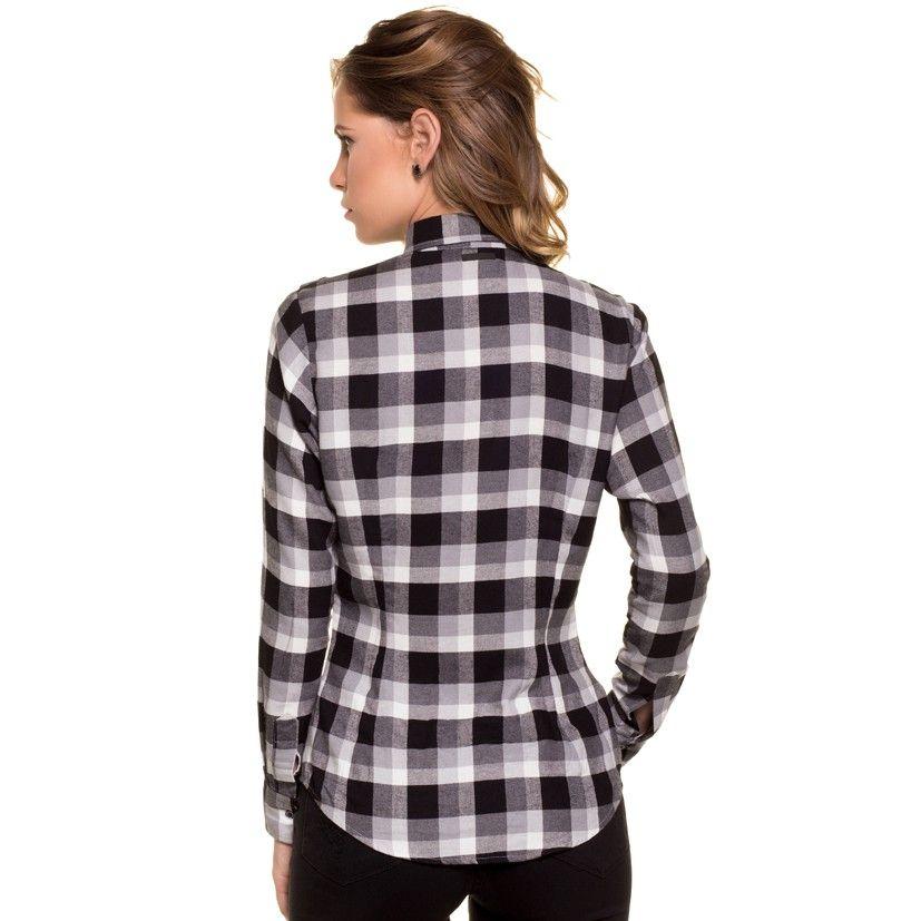 Camisa Feminina Escaramuça Patagônia 3F6331
