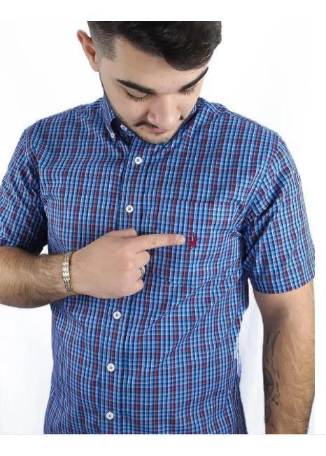 Camisa Masculina Austin 1005