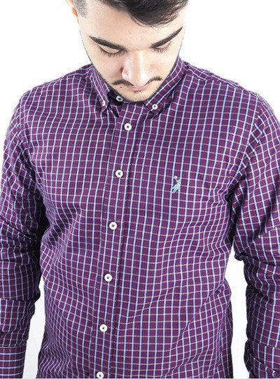 Camisa Masculina Austin 1008