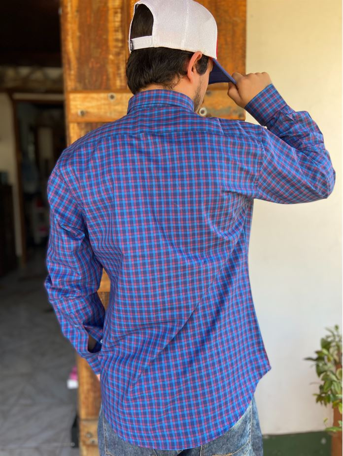 Camisa Masculina Austin 1012