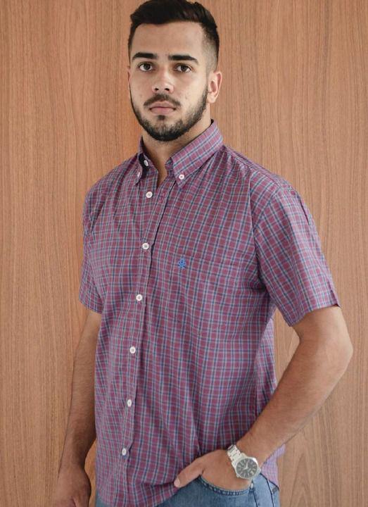 Camisa Masculina Ox Horns 9189