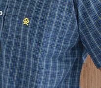 Camisa Masculina Ox Horns 9191