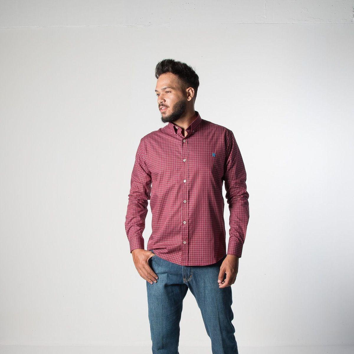 Camisa Masculina TXC Brand 2457L