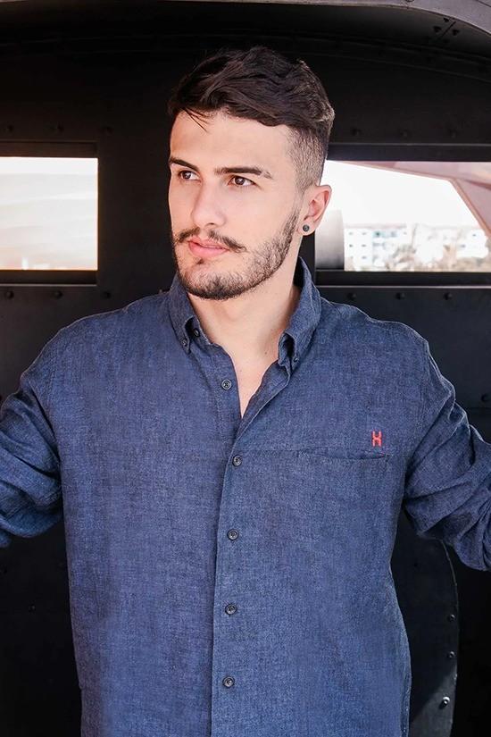 Camisa Masculina TXC Brand 2498L