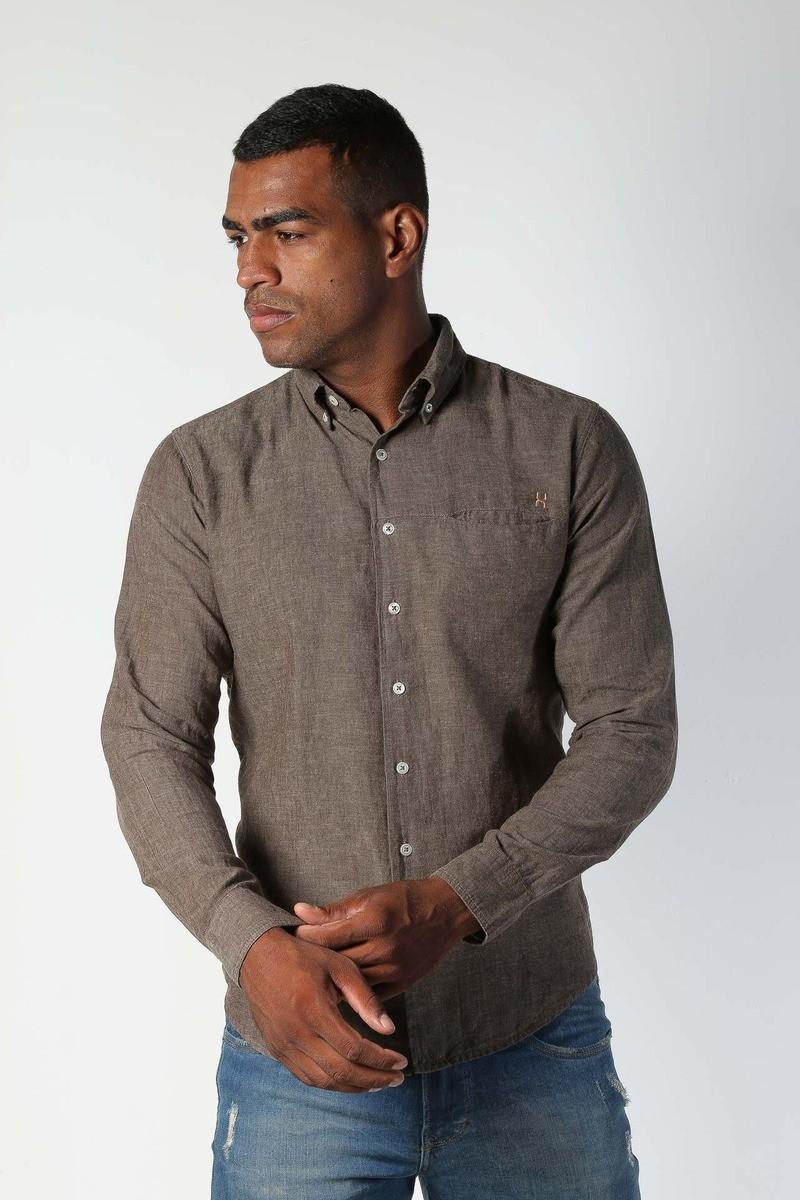 Camisa Masculina TXC Brand 2499L