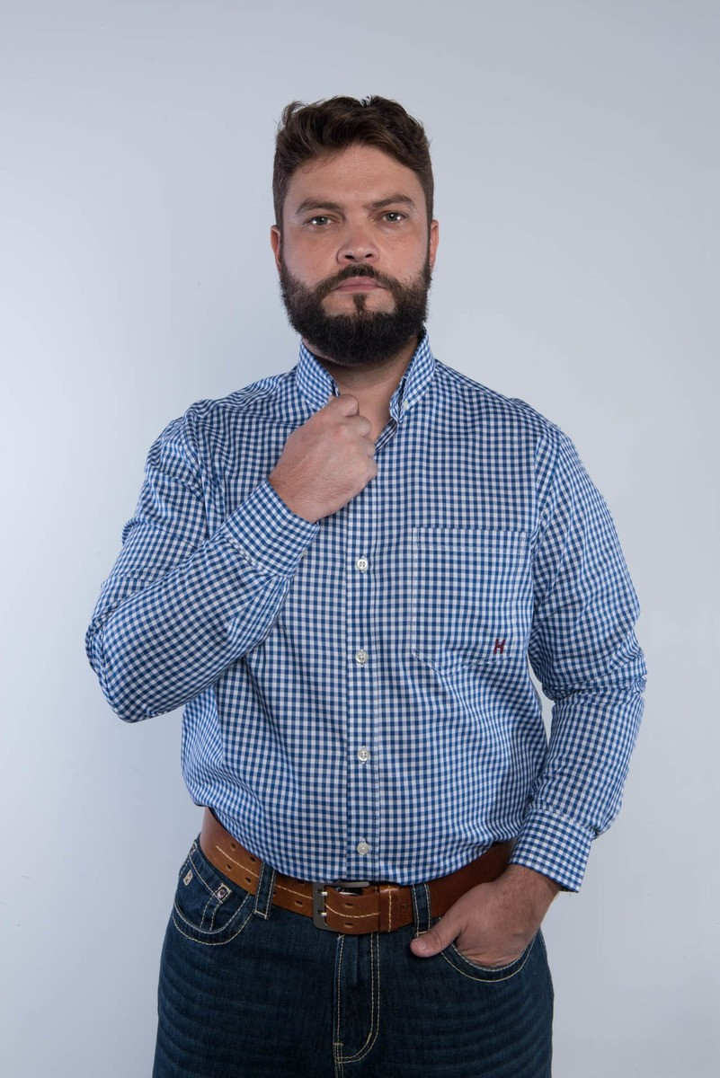 Camisa Masculina TXC Brand 2542L