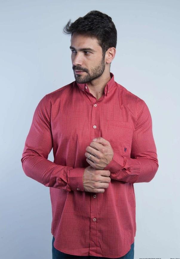 Camisa Masculina TXC Brand 2554L