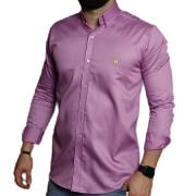 Camisa Masculina TXC Brand Lilás 2323L