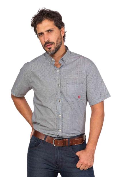 Camisa Masculina TXC Brand Verde 2672C