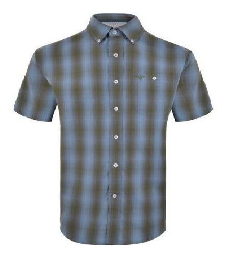 Camisa Masculina Wrangler 10207CUN