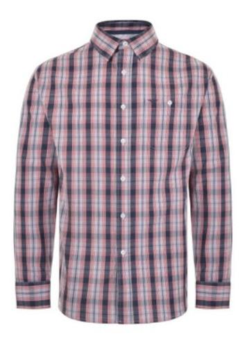 Camisa Masculina Wrangler 20X WM20207L
