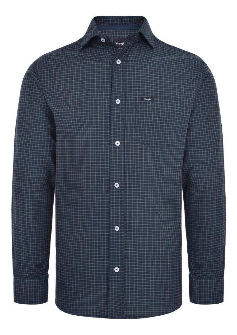 Camisa Masculina Wrangler WM9953