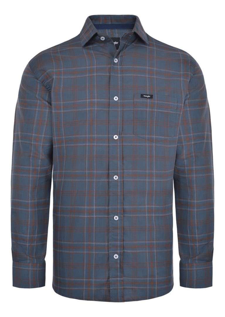 Camisa Masculina Wrangler WM9955