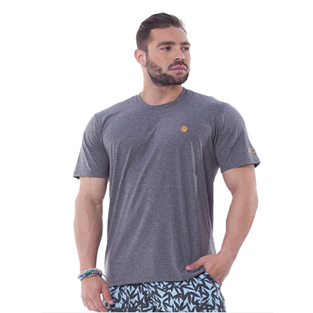 Camiseta Básica Masculina Ox Horns 8009