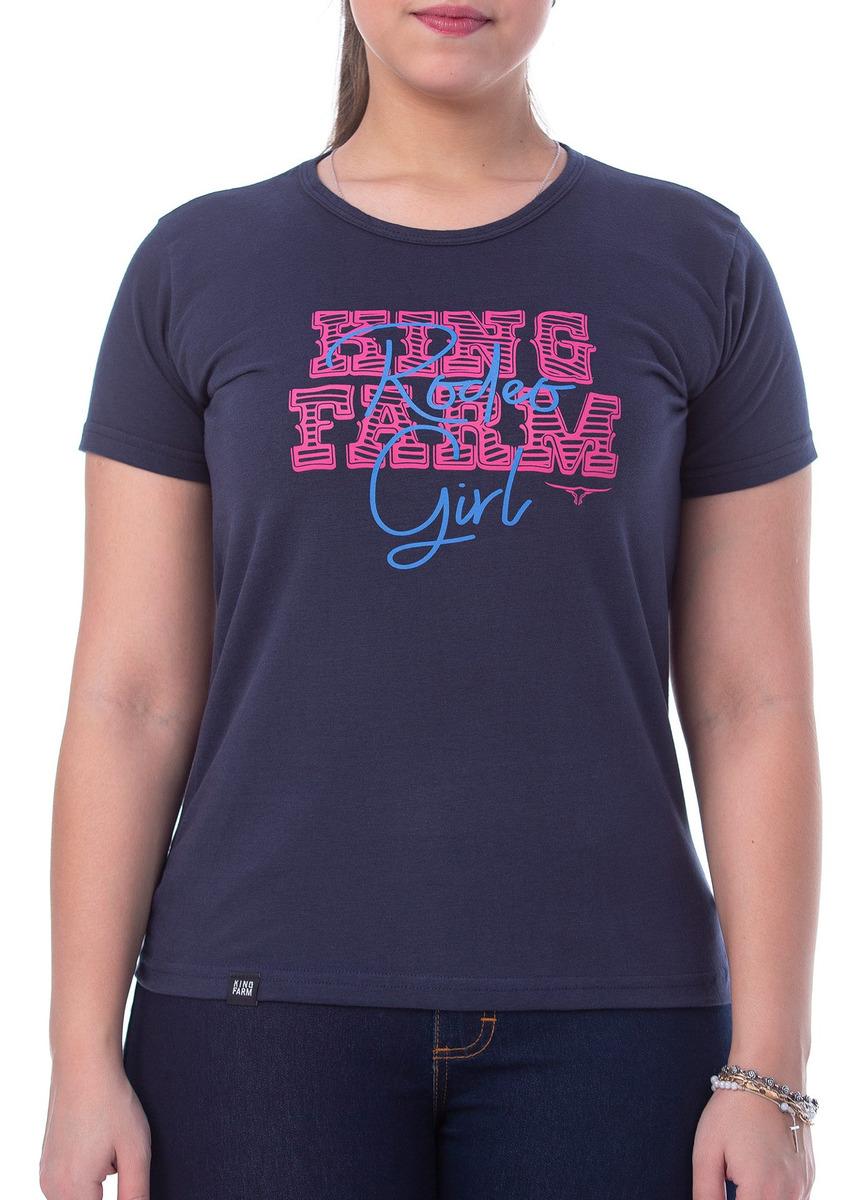 Camiseta Feminina King Farm GCF80