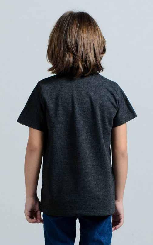 Camiseta Infantil OX Horns 5057