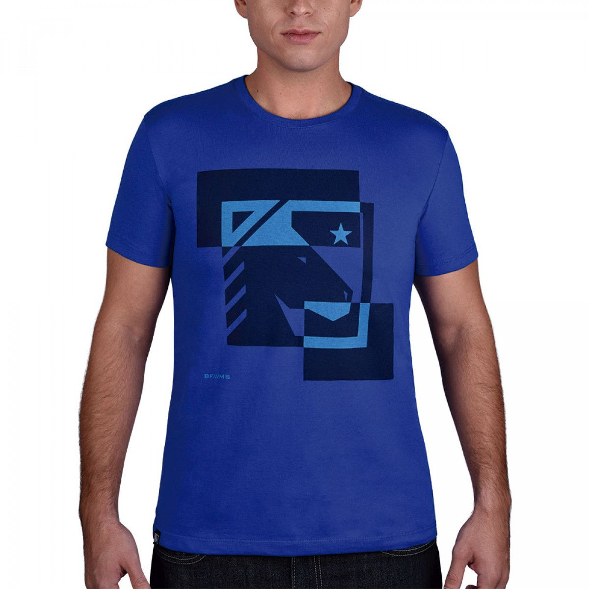 Camiseta Masculina BF///MS Horse Royal 185