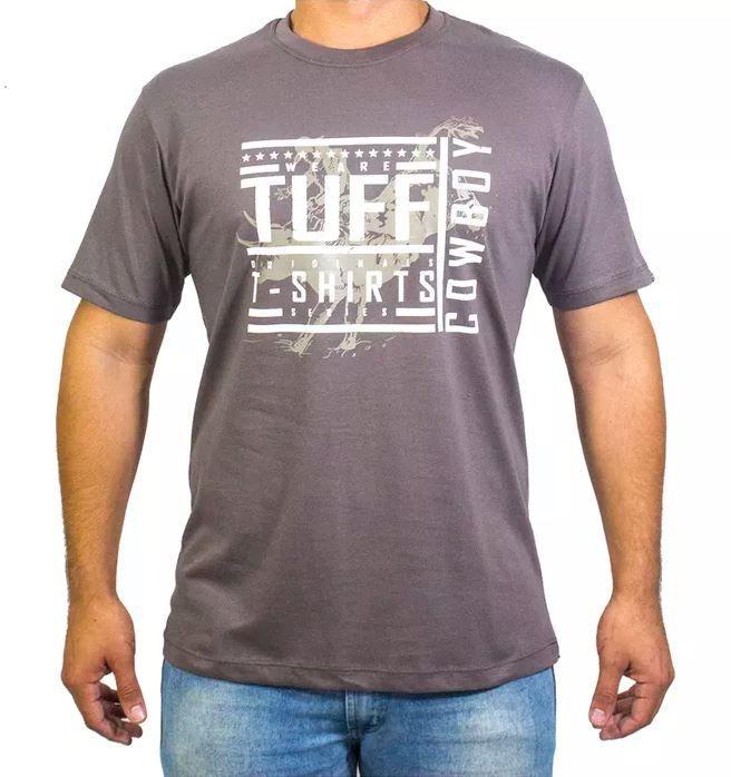 Camiseta Masculina Cowboy Tuff