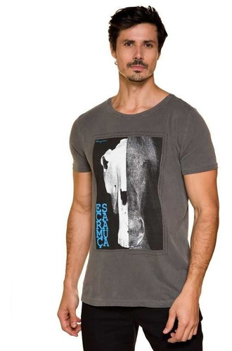Camiseta Masculina  Escaramuça Águeda