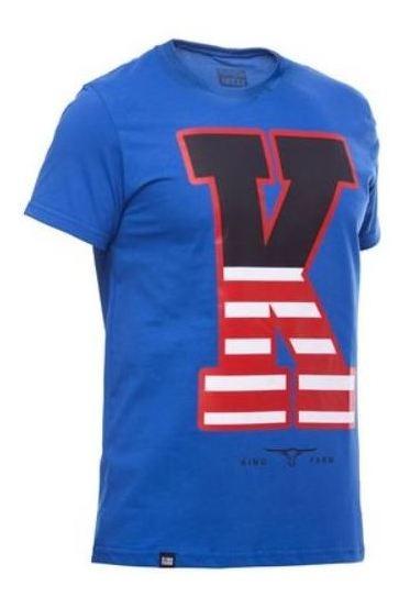 Camiseta Masculina King Farm GCM163