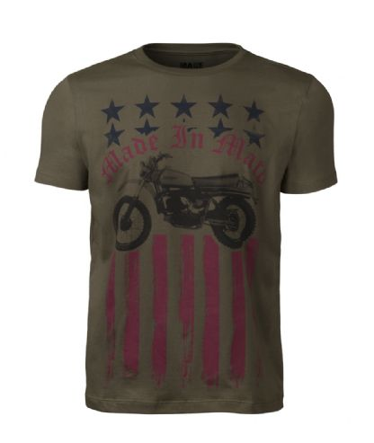 Camiseta Masculina Made In Mato C8227