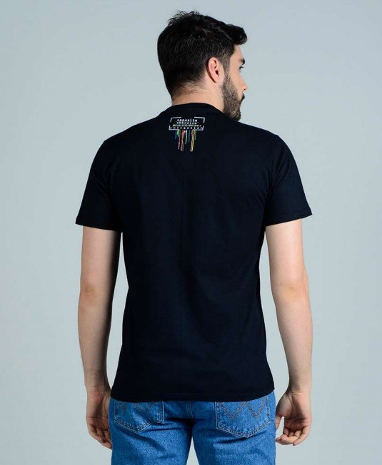 Camiseta Masculina Ox Horns 1355