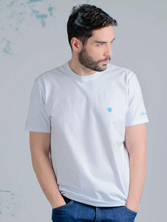 Camiseta Masculina Ox Horns 8002