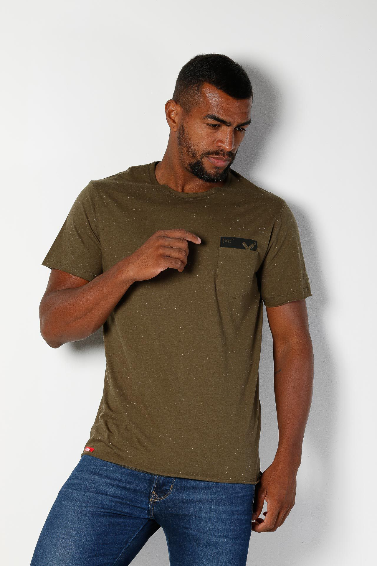 Camiseta Masculina TXC Brand Botone 1976