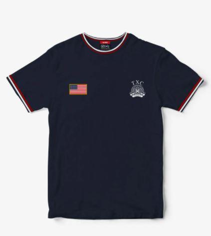 Camiseta Masculina TXC Brand Marinho 19146