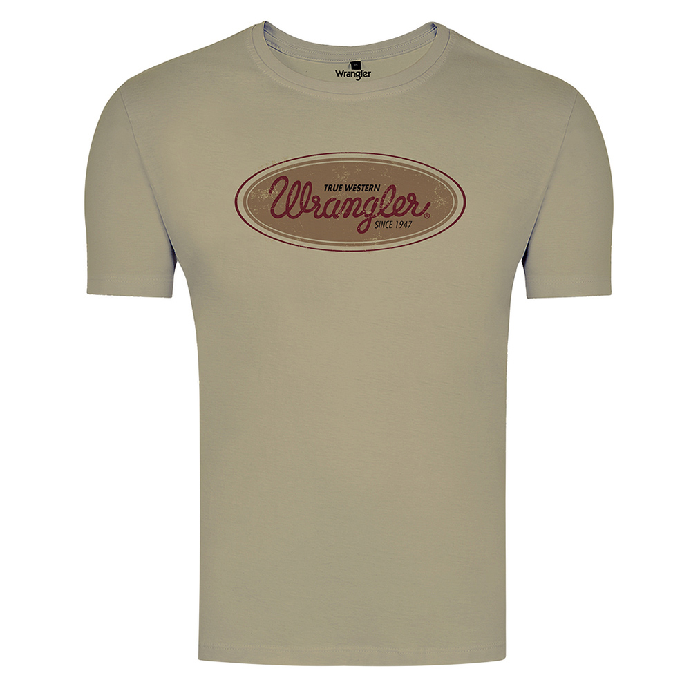 Camiseta Masculina Wrangler WM8054