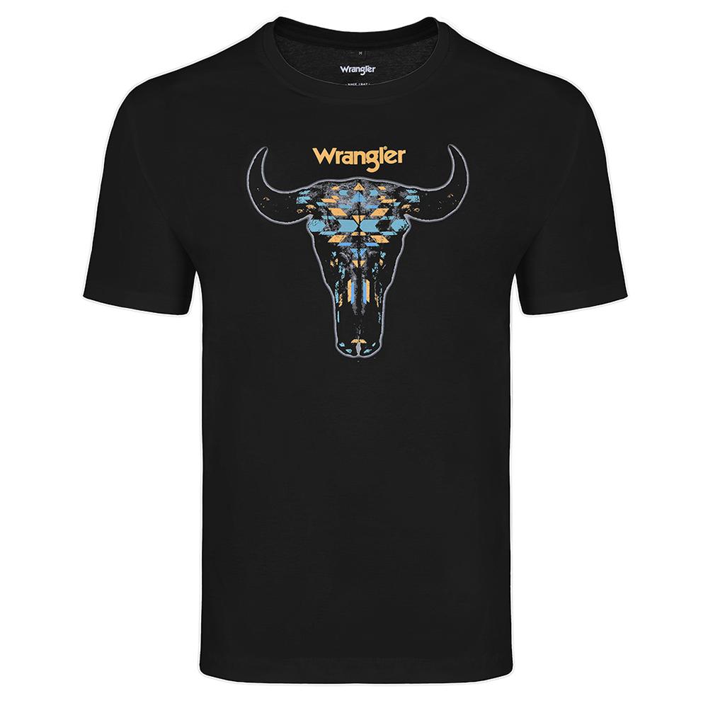 Camiseta Masculina Wrangler WM8055