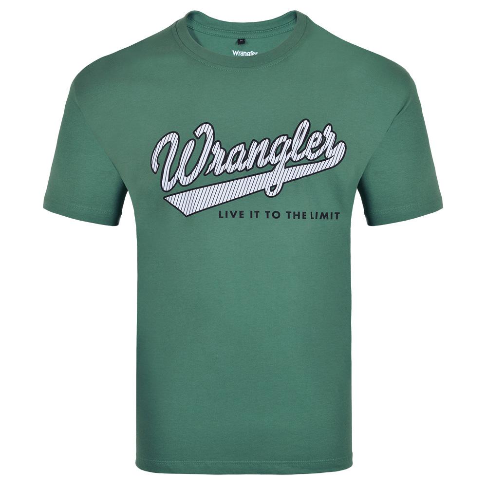 Camiseta Masculina Wrangler WM8073