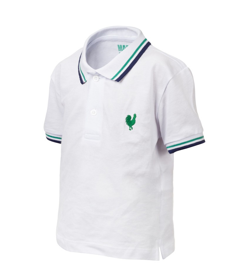 Polo Infantil Made In Mato