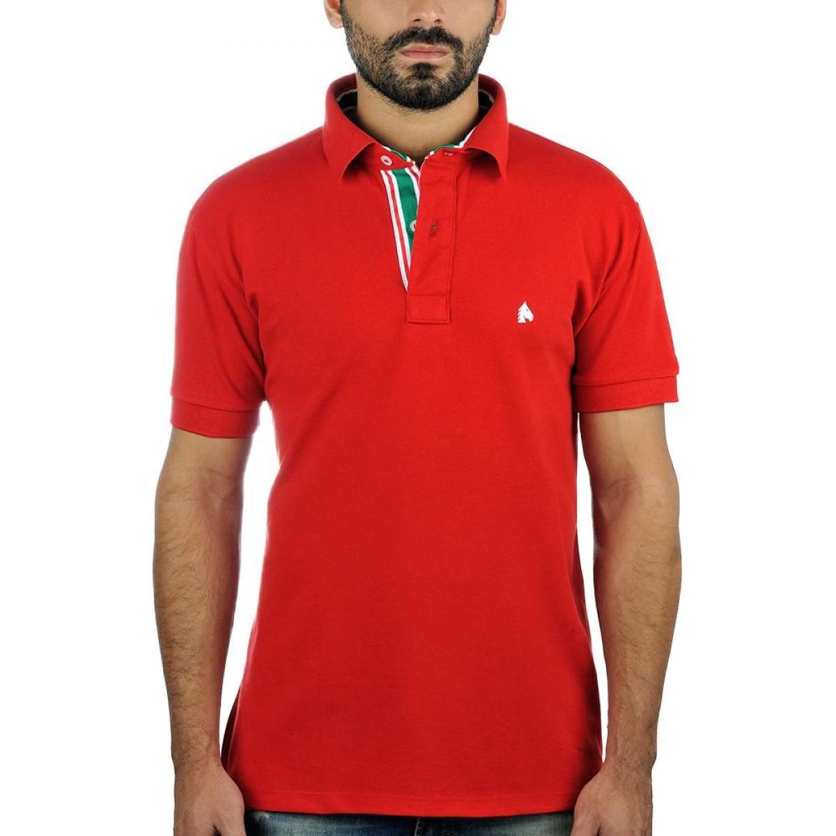 26b0890fca Pólo masculina vermelha celeiro country jpg 1200x1200 Camiseta polo country