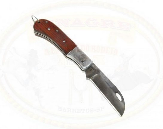 Canivete Aço Carbono Vinagre 472