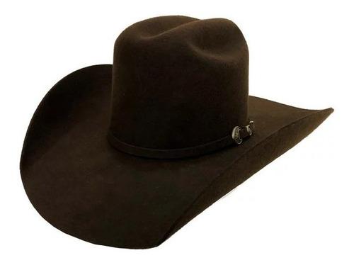 Chapéu Eldorado Lã Marrom Cattleman EC961