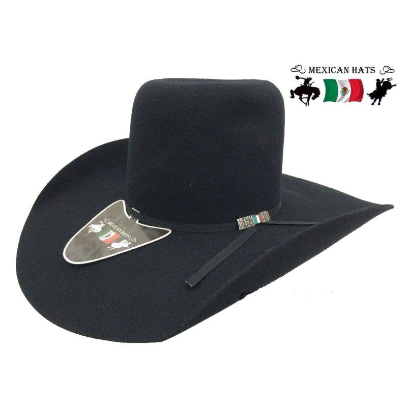 Chapéu Mexican Hats Guadalajara Preto 1411  38146b1cf62