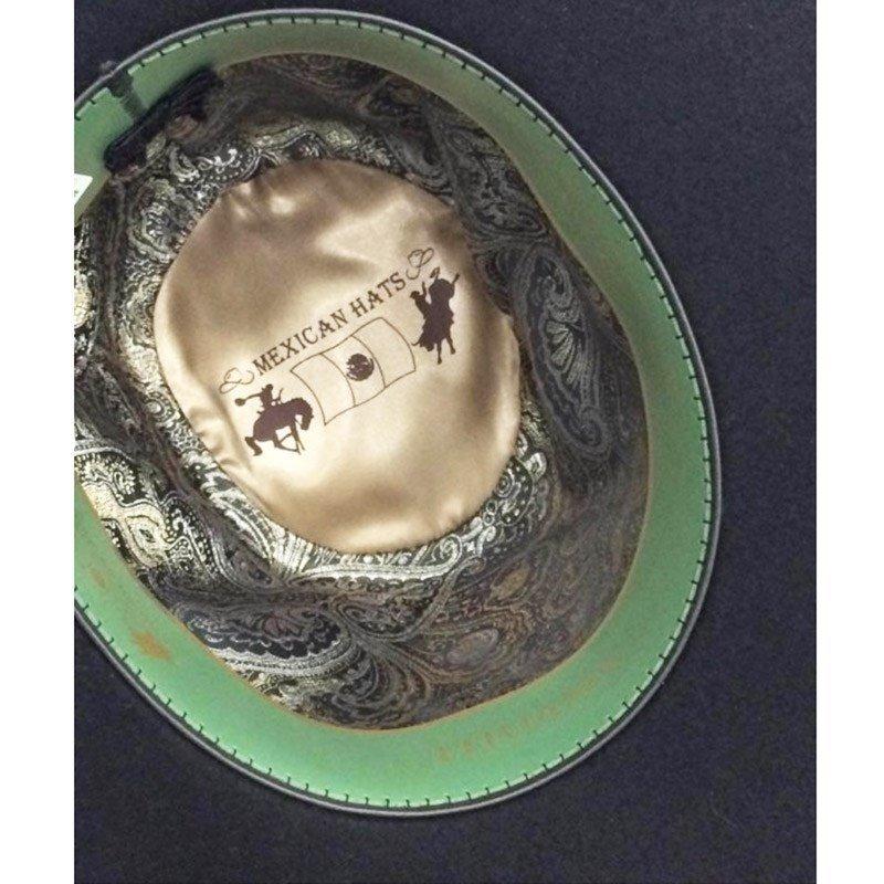 1edc642fd36 Chapéu Mexican Hats Tijuana Preto 1413 | Celeiro Country.com