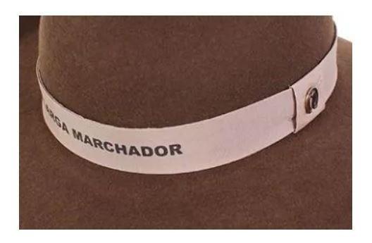 Chapéu Pralana 5X Mangalarga Marchador Aba 7,5