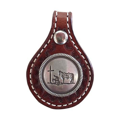 Chaveiro De Couro Importado Western Fashion KC-TPCH01