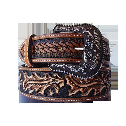Cinto Arizona Belts Talhado 7013