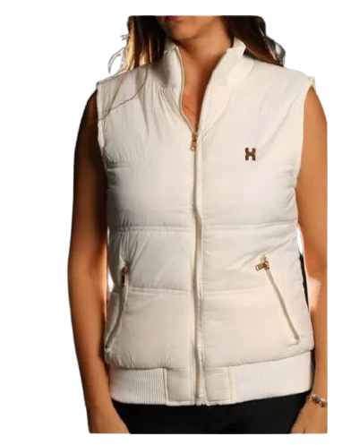 Colete Feminino TXC Brand Off White 5037