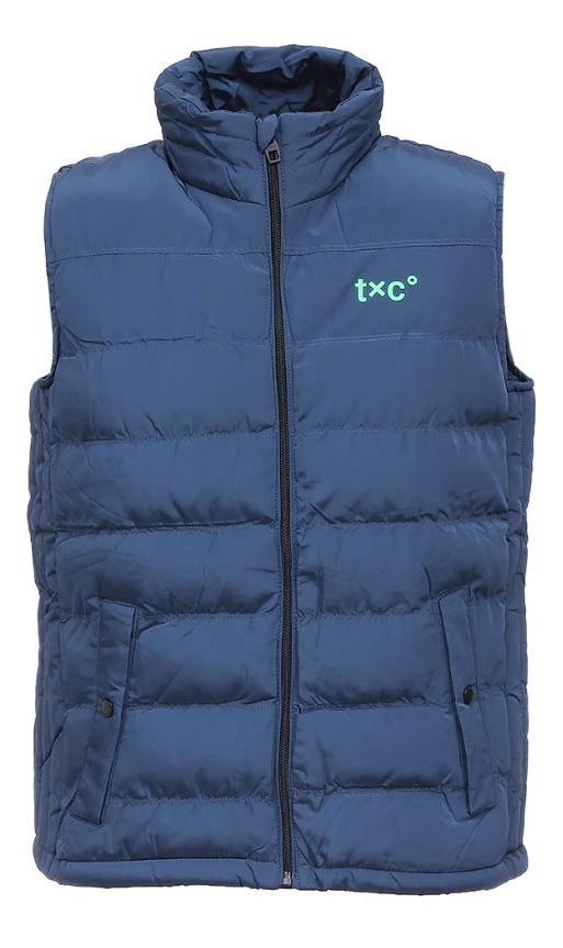 Colete Masculino TXC Brand Azul Marinho 5050