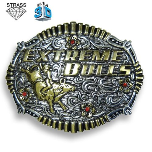 Fivela Pelegrini Extreme Bulls BO-5052