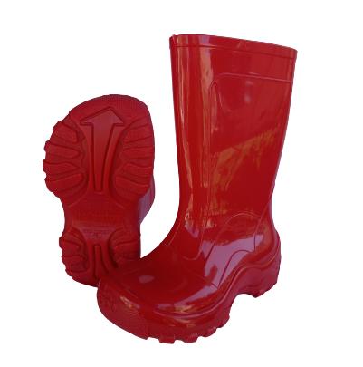 Galocha Infantil Nieve Gasf/Kesttou INF014 Vermelho