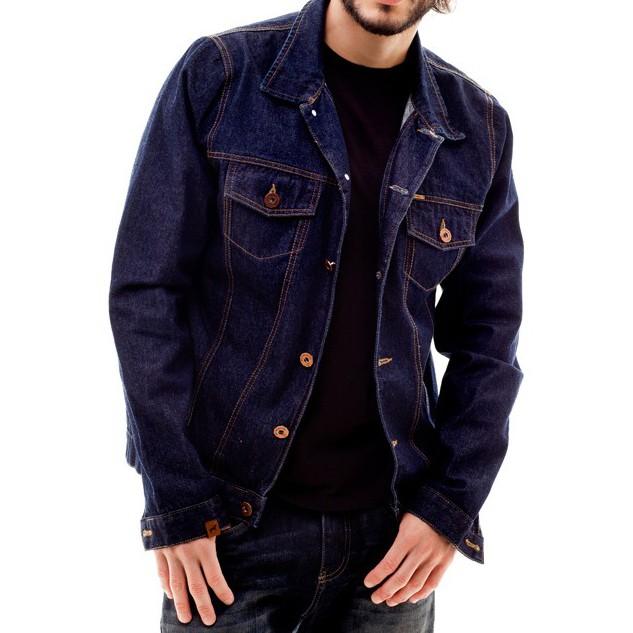 Jaqueta Jeans - Você na moda com muito estilo 8afe62fa0f9