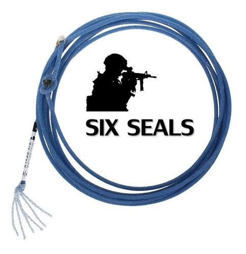 Laço Precision Ropes 6 Tentos Six Seals MS31 Cabeça