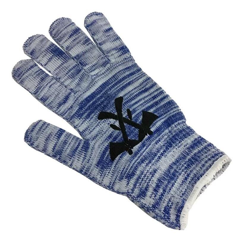 Luva para Laço Team Roping Tomahawk Azul