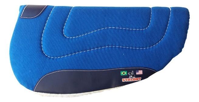 Manta Americana BT 014 Stalony Baliza/Tambor Azul